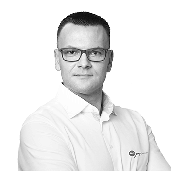 Michał Jabłoński - Director of Development & Vice President SEOgroup
