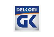 Delkomi - logotyp