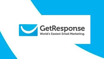GetResponse - logotyp