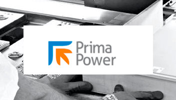 Prima Power - logotyp