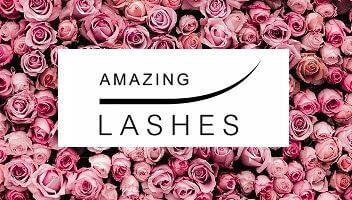Amazing Lashes - logotyp