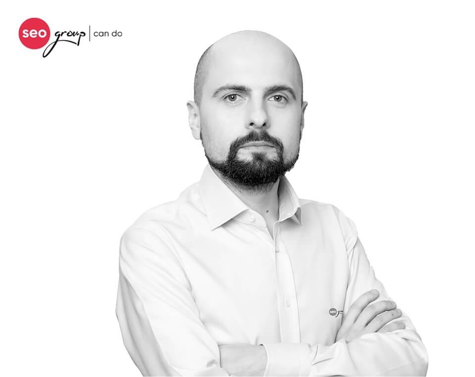 Wojciech Władziński - head of SEO w SEOgroup